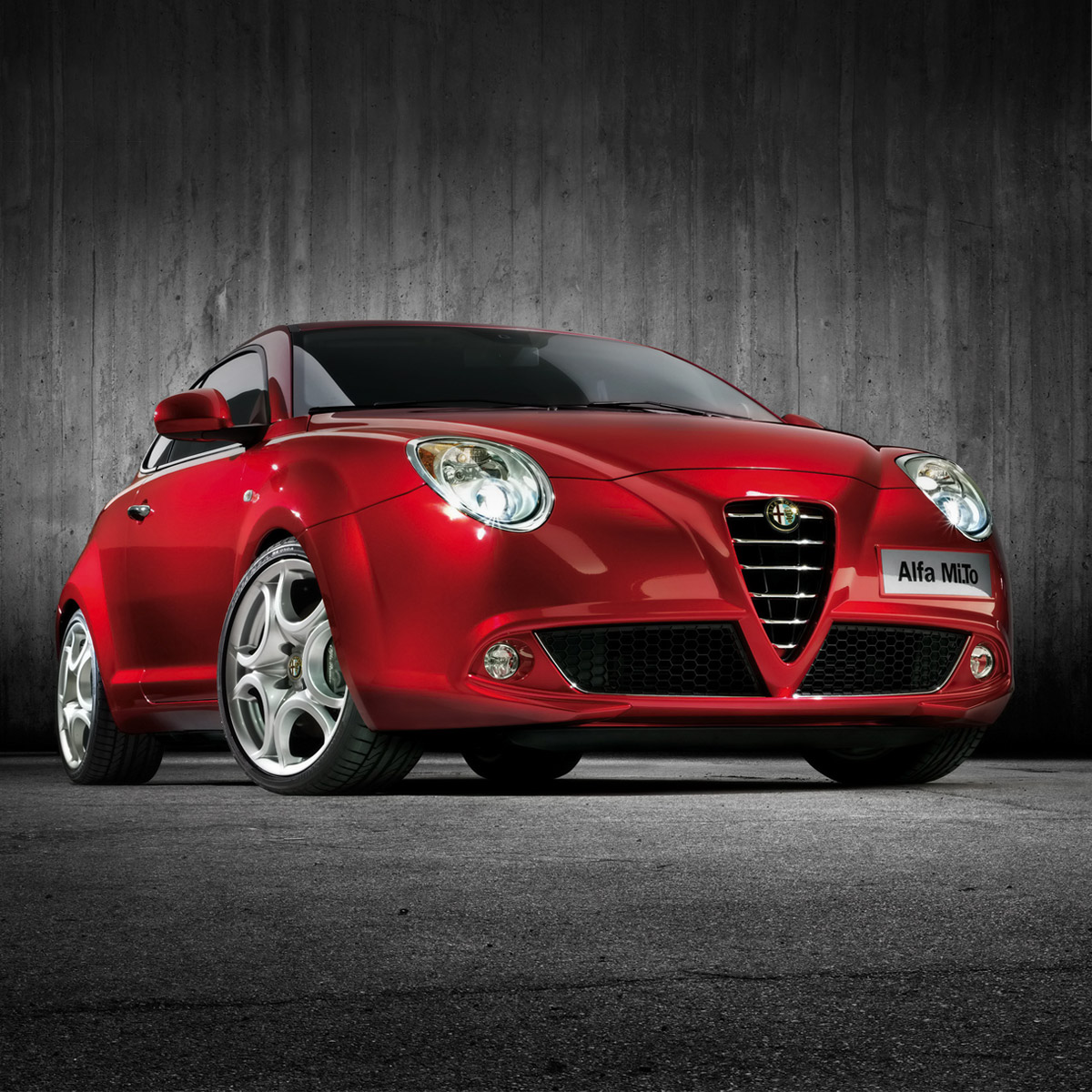 Alfa Romeo - website